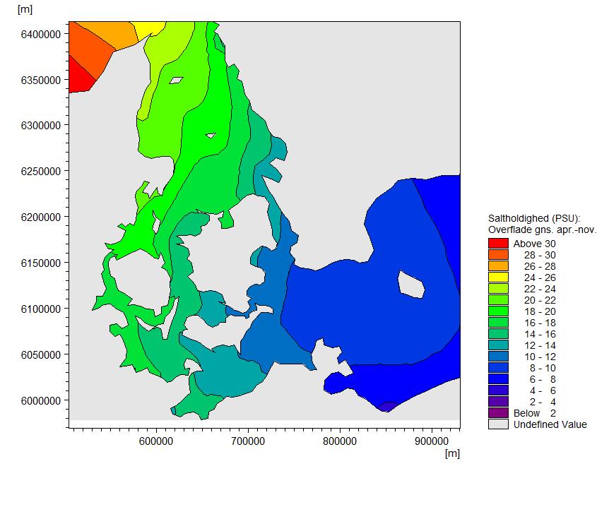Opdræt af regnbueørred i havbrug: Hvad betyder vandets saltholdighed?